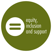 equity, inclusion and support
