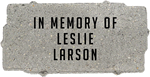 In Memory of Leslie Larson