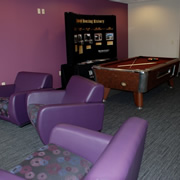 Western Residence Hall - Game Room